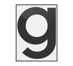 g / print