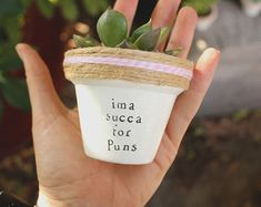 You're A Real Prick by PlantPuns on Etsy