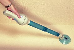 Arm's Length Bug Vacuum. Omg I need this! However maybe a whole body's length would be a little safer then an arms length.