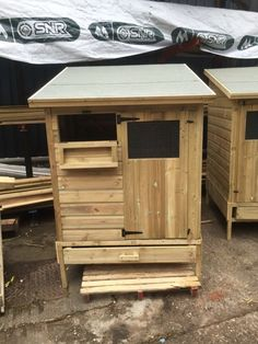 4 x 4 pigeon kit box , chicken pen , 8 x 4 also available