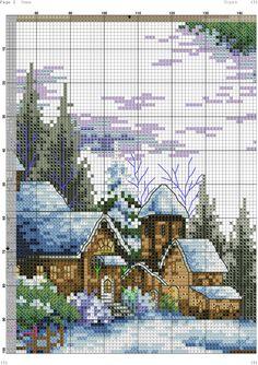 Winter House 5