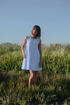 serenity A line dress by sistu