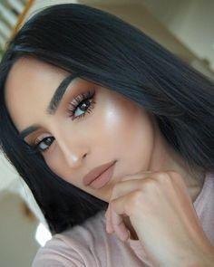 Resultado de imagen para makeup girl tumblr Makeup Tips, Makeup Goals, Makeup Inspo, Full Face Makeup, Sexy Makeup, Cute Makeup, Glam Makeup, Beauty Makeup, Gorgeous Makeup