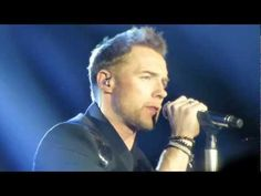 Ronan Keating - Easy Now My Dear - Fires tour - o2 Arena London