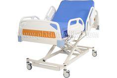 PY 800 Full Asansörlü Hasta Karyolası (Platin Yatak)