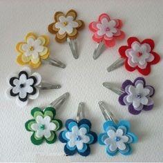Clips-flor