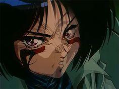 sadboyxclique: r a w Film Anime, Manga Anime, Anime Art, Alita Battle Angel Manga, Arte Grunge, Arte Nerd, Animation Reference, Cyberpunk Art, Aesthetic Gif