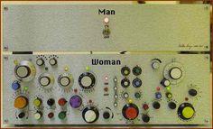 complicated? Man vs. Woman