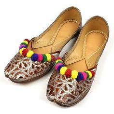 Girls juti Shoes Rajasthani