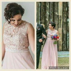 Bridesmaid Dresses, Wedding Dresses, Short Hair Styles, Fashion, Bridal Dresses, Bob Styles, Moda, Bridal Gowns, Bridesmaid A Line Dresses