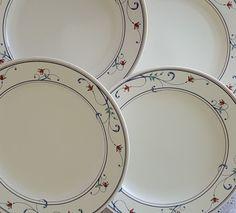Set of 4 Mikasa Flower Basket White Dinner Plates EE 900 Fine China Embossed | White dinner plates Mikasa and Flower basket  sc 1 st  Pinterest & Set of 4 Mikasa Flower Basket White Dinner Plates EE 900 Fine China ...