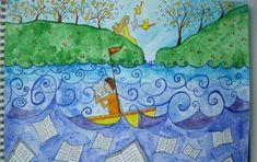 «Το νησί των συναισθημάτων»! Μια υπέροχη ιστορία γραμμένη από το Μάνο Χατζιδάκι