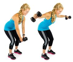 FITNESS : EXERCISE 13 Moves To Get Rid Of Back Fat