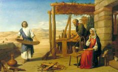 Our Saviour Subject To His Parents In Nazareth - The Youth Of Our Lord