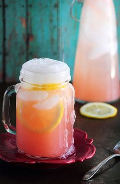 Grapefruit Soda!
