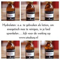 Hydrolaten http://bit.ly/wittemeidoorn