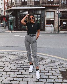194 Best Plaid pants images   Fashion outfits, Fashion