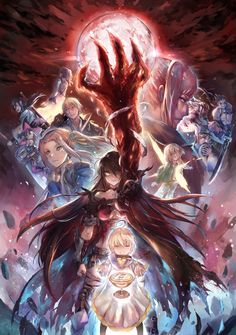 Tales Of Berseria Characters, Suikoden, Saga, Tales Of Zestiria, Fanart, Video Game Anime, Tales Series, My Hero Academia Episodes, Dark Fantasy Art