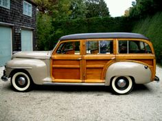 1948 Plymouth Special Deluxe Station Wagon