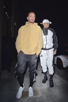 Scott Disick - Arrives at Catch LA