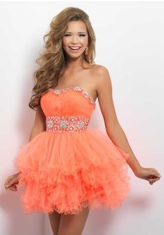 Blush 9664 at Prom Dress Shop - Prom Dresses @ PromDressShop.com #prom #promdresses #prom2014 #dresses