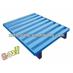 Heavy Duty Steel Pallets for Warehouse Storage