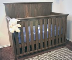 DIY Crib Plan