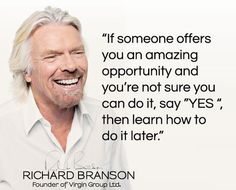 How to Become a Millionaire - PRENEZ CA EN NOTE ! The Manifestation Millionaire by Darren Regan is an insightful program that teaches you about the skill of harnessing your own power of thinking like a millionaire. Me Quotes, Motivational Quotes, Inspirational Quotes, Richard Branson Quotes, Opportunity Quotes, Become A Millionaire, Go Getter, Law Of Attraction, Something To Do