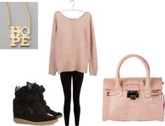 """casual"" by begum-ozturk on Polyvore"