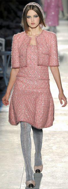 ✜ Chanel | Paris | Winter 2013 ✜ http://www.vogue.it/en/shows/show/haute-couture-fall-winter-2012/chanel