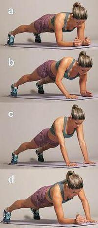 Exercício funcional para entrar em form