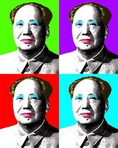 Marilyn Mao x 4