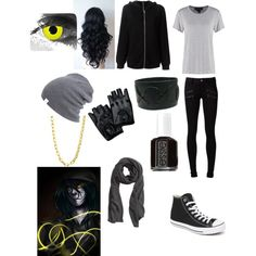 The Puppeteer Creepypasta outfit by ender1027 on Polyvore