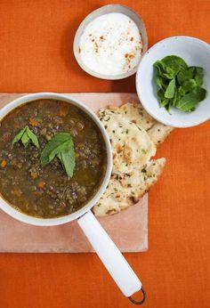 Lentil soup, Bill granger and Lentils on Pinterest