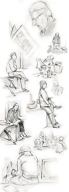 weitere Bild-Scribble Juli bis Dezember 2004