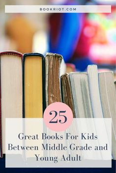 25 great books for k