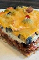 Mexican Casserole by Miss Robbie