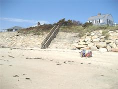 Dennis Vacation Rental home in Cape Cod MA 02639, located on its own private ocean beach | ID 4640