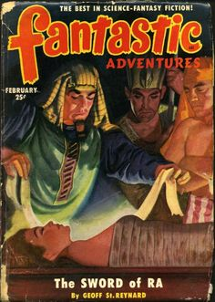 Fantastic Adventures | Pulp Covers | Page 3