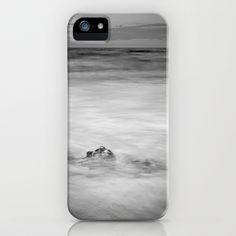 One lonely stone iPhone Case by Guido Montañés - $35.00