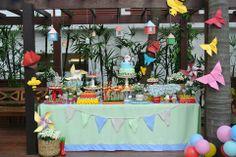 produtos diferenciados, papelaria personalizada, festa, infantil, ninguem mais tem, tags no palito, bandeirola, topo de bolo,colorful, decor, party, fun