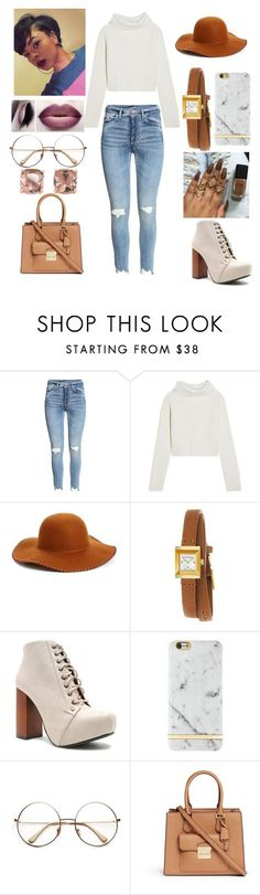 """""""Untitled #192"""" by dopej143 on Polyvore featuring Haider Ackermann, Phase 3, Gucci, Qupid, Richmond & Finch, Michael Kors and Carolee"""