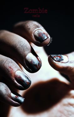 source : http://pshiiit.com/2012/09/30/tuto-video-diy-zombie-nails-on-se-prepare-pour-la-zombie-walk/#