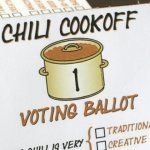 How to host a chili cook-off party