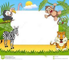 cumpleaños tematico animales de la jungla - Buscar con Google