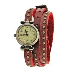 Ubesta New Classic elegant leather strap roma number dial quartz woman watch-Red Ubesta http://www.amazon.com/dp/B0116FP5XO/ref=cm_sw_r_pi_dp_WHm4vb10JXV96