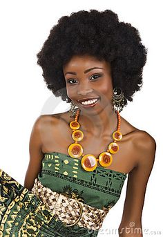 african fashion | African Fashion Stock Images - Image: 4873024