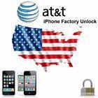 Unlock Service AT&T PREMIUM iPhone 5 6 6 6s 6s SE 7 7 Blacklisted/Lost/Stolen
