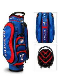 Texas Ranger Golf Bag I'm pretty sure I'd starting taking up golf if I got this!
