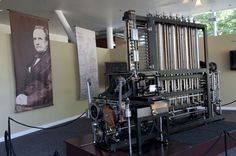 Charles Babbage Difference Engine No. 2 (1849/1991)
